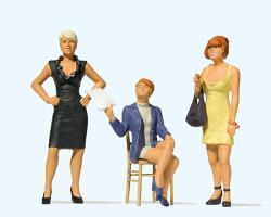 LGB Drei Damen