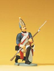 1:24 Grenadier kniend /Gewehr