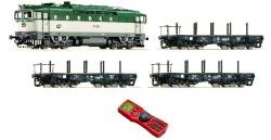 Digiset:DiesellokRh750+GZ