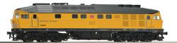Diesellok 233 493 Bahnbau
