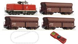 Digi-Set:Diesellok Rh2048+GZ