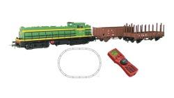 Digi-Startset:Diesellok+Güterzug