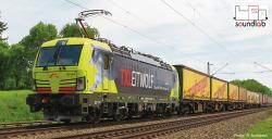 E-Lok BR 193 TX Logistik Snd