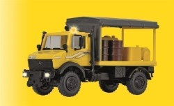 H0 UNIMOG lubricate vehicle G