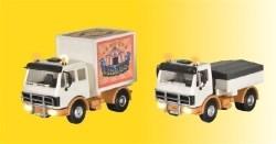 KIB/H0 Zugfahrzeug für Schaustellerwagen