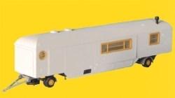 KIB/H0 Schaustellerwagen mit Beleuchtung