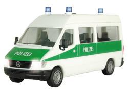 H0 MercedesBenz SprinterPolizei