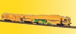 H0 Dynamic Schienen-Stopfexpress mit Gleisstabilisator Funktionsmodell für Zweileitersysteme