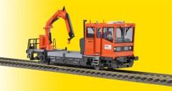 H0 Robel Gleiskraftwagen ÖBB Version, Funktionsmodell für Zweileitersysteme