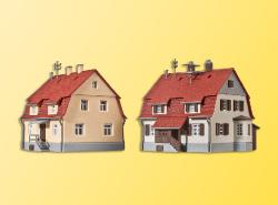 KIB/Z Siedlungshäuser aus den 20er Jahre, 2 Stück Z Siedlungshäuser aus den 20er Jahre, 2 Stück