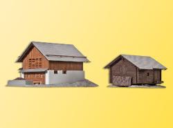 KIB/Z Stall mit Stadel in Elm