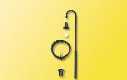 TT Swan neck lamp, LED warm-w