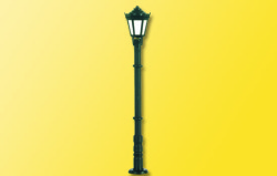 TT Park lamp, black, LED warm