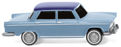 Fiat 1800 - pastel-coloured with night blue roof