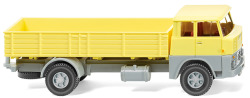 Flatbed truck (Henschel HS 14/16)