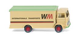 "Koffer-Lkw (MB LP 1317) ""WM Internationale Transporte"""
