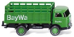 "Gitteraufbau-Lkw (MB LP 321) ""BayWa"""