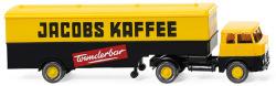 """Koffersattelzug (Henschel HS 14/16) """"Jacobs Kaffee"""""""