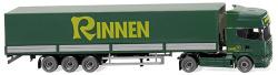 """Pritschensattelzug (Scania R 420 Topline) """"Rinnen"""""""
