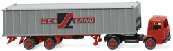 "Containersattelzug (MAN) ""Sealand"""