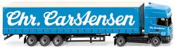 """Gardinenplanensattelzug (Scania R420 Topline) """"Sped. Chr. Carstensen"""""""