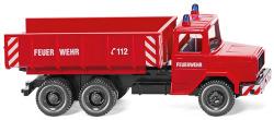 Feuerwehr - Schuttwagen (Magirus Deutz)