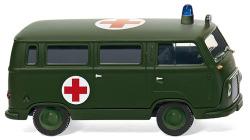 Bundeswehr - Ford FK 1000 Bus