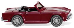 Triumph TR4 - purpurrot