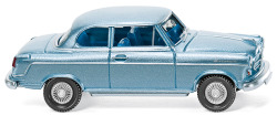 Borgward Isabella Limousine - eisblau-metallic