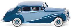 Rolls Royce Silver Wraith - blau