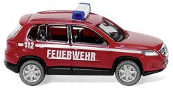 Feuerwehr - VW Tiguan