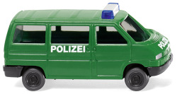 Police - VW T4 bus