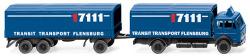 """Pritschenlastzug (MB) """"Transit Transport"""""""