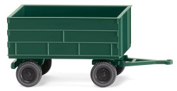 Agricultural trailer - green