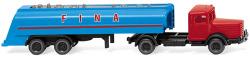 Tanker truck (Büssing 8000) Fina