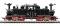 Bemo 1002801 K.Sä.Sts.B. 18 Dampflokfertigmodell schwarz