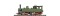 Bemo 1004824 K.W.St.E. 49 steam loco RTR (green)