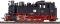 Bemo 1006893 DR 99 653 steam loco RTR