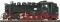 Bemo 1008836 DR 99 746 steam loco RTR