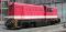 Bemo 1020873 BVO Diesellok L45H-083 rot