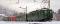 Bemo 1246414 zb historic Deh 4/6 914 heritage rack track railcar green