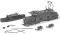 Bemo 1255000 motor conversion kit (5 pole) RhB Ge 6/6 I