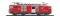 Bemo 1264251 MGB Deh 4/4 91 Gepäcktriebwagen mit Rechtecklampen