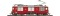 Bemo 1267102 RhB Gem 4/4 802 Zweikraftlok