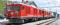 Bemo 1267121 RhB Gem 4/4 801 Zweikraftlok modernisiert