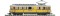Bemo 1268160 RhB ABe 4/4 30 heritage railcar Bernina line