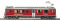 Bemo 1269107 RhB ABe 4/4 55 Berninatriebwagen Diavolezza rot