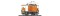 Bemo 1270133 RhB Te 2/2 73 orange, neues Design
