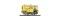 Bemo 1274193 RhB Tm 2/2 93 Bahndiensttraktor