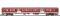 Bemo 1522840 DB Mittelwagen 924 405 Ep.V zu BR 624, Wechselstrommodell verkehrsrot
